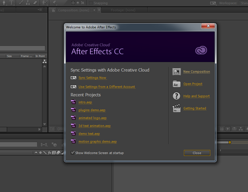 Curso de After Effects en Santo Domingo
